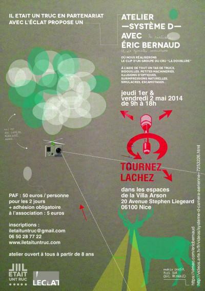 Eric Bernaud, Il était un truc...